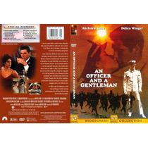 Dvd Reto Al Destino Un Oficial Y Un Caballero R.gere Tampico