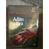 Dvd Adan Y Eva History Documental