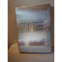 Terminator 2 Ultimate Edition Box Set Import Dvd Usa Movie