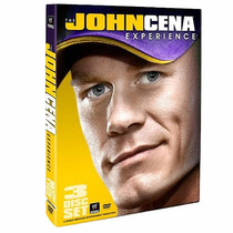 Wwe: The John Cena Experiencia 3-disc Dvd