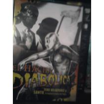 Dvd Santo Vs El Hacha Diabólica Lucha Libre El Santo