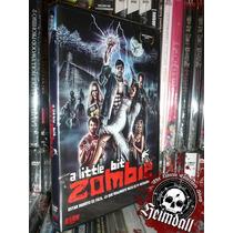 Dvd A Little Bit Zombie Arte Horror Gore Romero Subt Español
