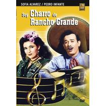Dvd Cine Mexicano Pedro Infante Soy Charro De Rancho Grande