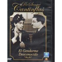 El Gendarme Desconocido Colección Por Siempre Cantinflas