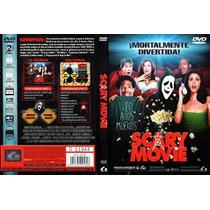 Dvd Comedia Clasica Scary Movie 1 Una Pelicula De Miedo