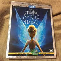Tinker Bell Y El Secreto De Las Hadas Bluray 3d Nueva