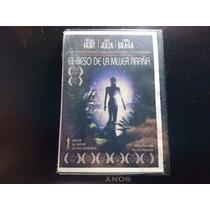 El Beso De La Mujer Araña Pelicula En Dvd Sellada