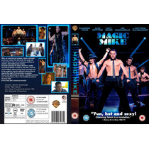 Dvd Baile Magic Mike Table Dance Chip & Dale Tampico Madero