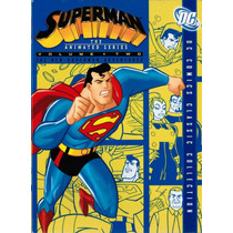 Dvd Superman Comic Anime Animated Series Temporada 2 Tampico