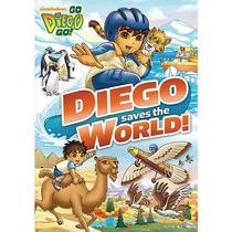 Vaya Diego Go! Diego Guarda El Dvd Mundial