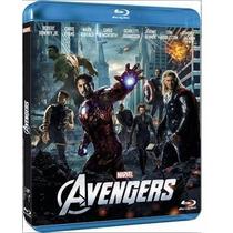 Subasto Blue Ray De Avengers Nuevecito