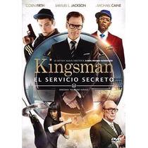 Kingsman : El Servicio Secreto , Pelicula En Dvd