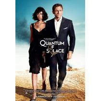007 Quantum Of Solace Pelicula Dvd Seminueva Original