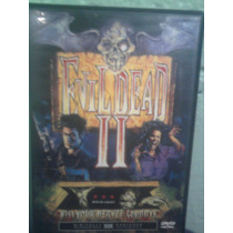 Dvd Army Of Darkness Despertar Del Diablo 2 Gore Evil Dead