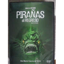 Dvd Pelicula Piraña 2 / James Cameron