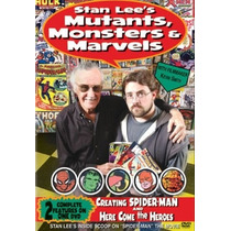 Stan Lee´s Mutants , Monsters And Marvels Dvd Documental