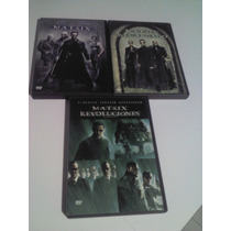 Peliculas De Dvd Trilogia The Matrix