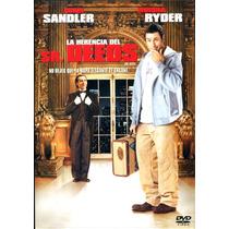 Dvd Herencia Del Sr. Deeds ( Mr. Deeds ) 2002 - Steven Brill