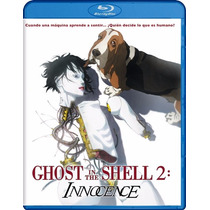 Ghost In The Shell 2: Inocencia. Blu-ray