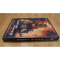 Dvd Ghost Rider Nicolas Cage Region 1