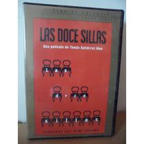 Las Doce Sillas Cinema Cuba Dvd Movie - Tomás Gutiérrez Alea
