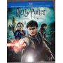 Blu Ray + Dvd Harry Potter Y Las Reliquias De La Muerte 2