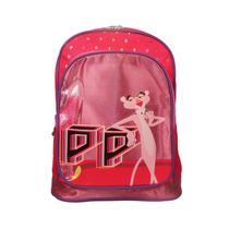 Mochila Pantera Rosa Pink Panther Chenson Original Escolar