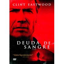 Dvd Deuda De Sangre ( Blood Work ) 2002 - Clint Eastwood