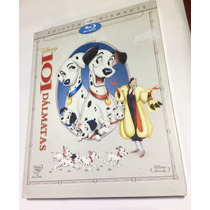 Pelicula Infantil Disney 101 Dalmatas 101 Dalmatians Dvd