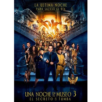 Una Noche En El Museo 3 , El Secreto De La Tumba , En Dvd