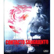 Bluray Contacto Sangriento ( Bloodsport ) 1988 - Newt Arnold