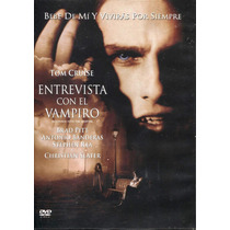 Entrevista Con El Vampiro, Pelicula De Terror En Dvd