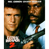 Bluray Arma Mortal 2 ( Lethal Weapon 2 ) Richard Donner