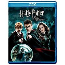 Harry Potter Y La Orden Del Fénix Disco Blu-ray