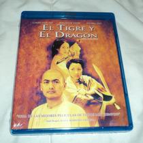 El Tigre Y El Dragon - Bluray Clasico Ang Lee Oferta Hm4