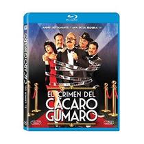 El Crimen Del Cacaro Gumaro , Pelicula Mexicana En Blu-ray