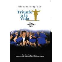 Dvd Triunfo A La Vida : Richard Dreyfuss Ib
