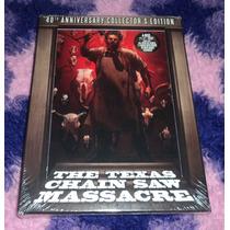 The Texas Chainsaw Massacre - Bluray 40 Aniversario 4k Usa