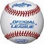 3 Pelotas De Beisbol Rawlings Rolb1x (nuevas)
