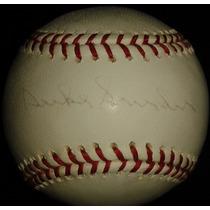 Pelota Autografiada Firmada Duke Snider Los Angeles Dodgers
