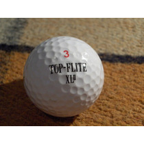 Pelota De Golf (copa Don Pedro) Spalding