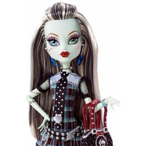 Peluca Disfraz Cosplay Monster High Fiucha Dracula 60 Cm