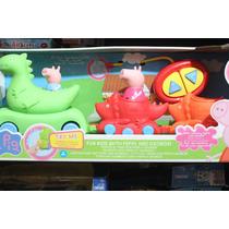 El Tren De Peppa Pig Con Radio Control