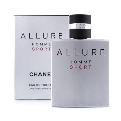 perfume allure sport 100ml chanel caballero kuma en mercadolibre. Black Bedroom Furniture Sets. Home Design Ideas