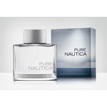 Perfume Original Pure Nautica Caballero 100 Ml. By Nautica