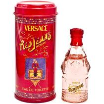 Perfume Original Versace Red Jeans Dama 75 Ml