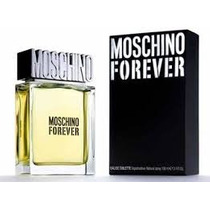 Rm4 Perfume Moschino Forever Para Caballero Original (100ml)