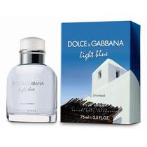 Rm4 Perfume D&g Light Blue Living Stromboli Original (125ml)