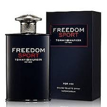 Pm0 Perfume Tommy Freedom Sport Caballero Original (100ml)