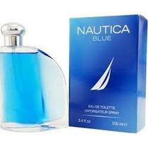 Loción Perfume Nautica Blue Caballero Original